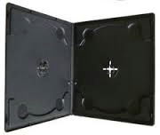 7 MM HALF SIZE DVD CASE DOUBLE