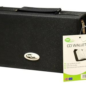 Neo Nylon 96 cd dvd storage capacity case