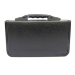 120 CD DVD CARRY CASE HOLDER DISCS NEO MEDIA
