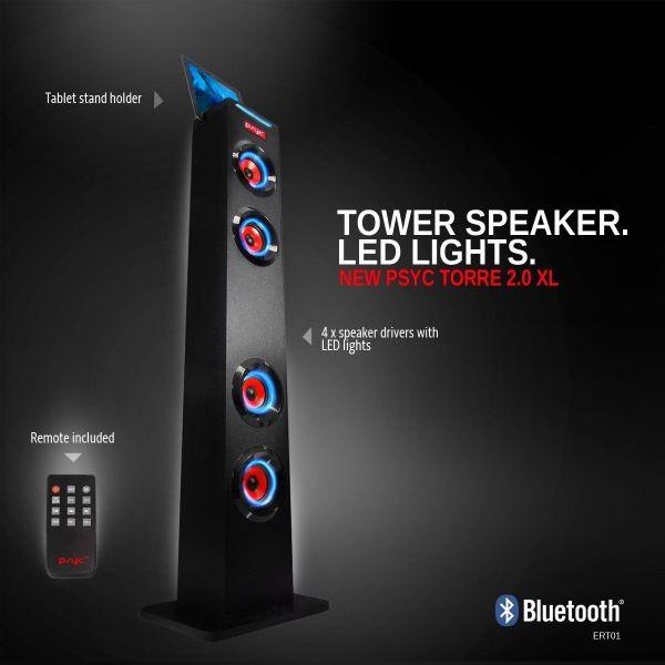TOWER BLUETOOTH SPEAKER USB FM