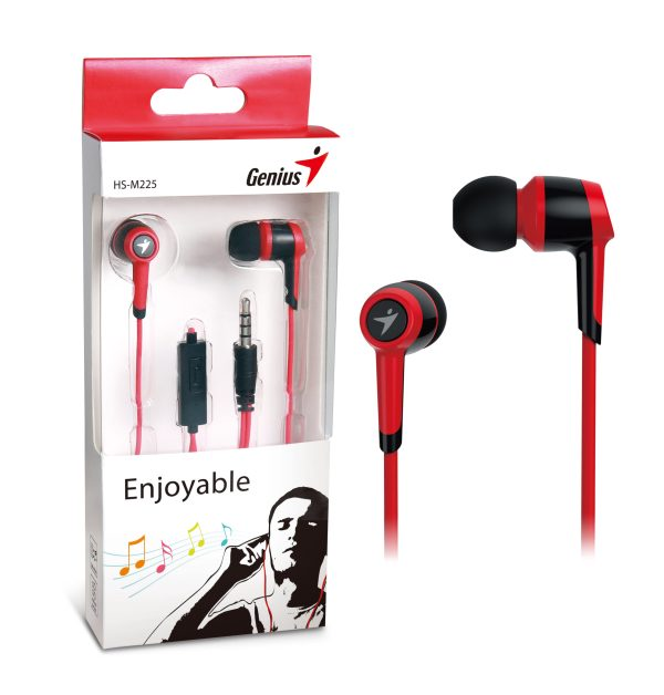 GENIUS HS-M225 EAR BUDS
