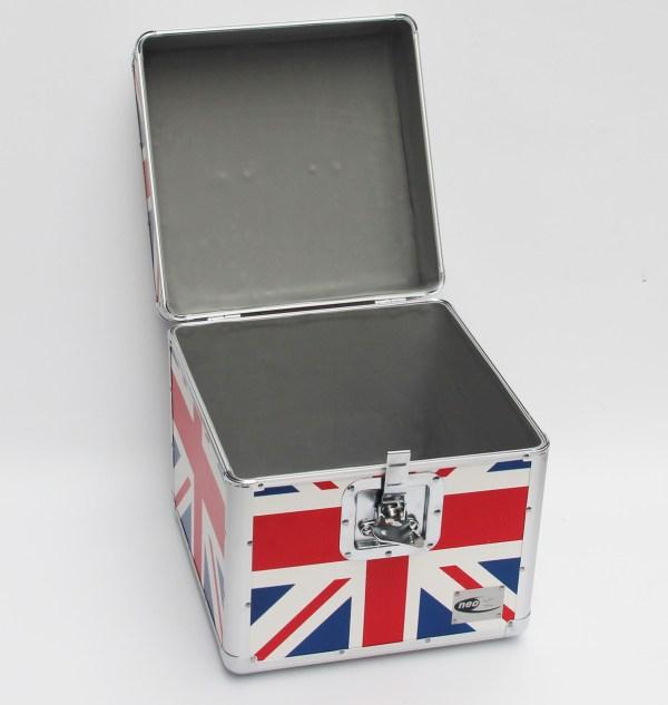 """BRITISH FLG LP STORAGE CASE 100 12"""""""