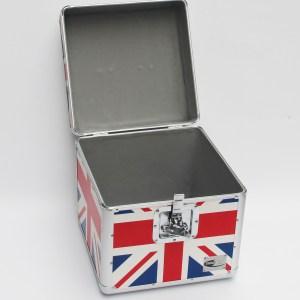 BRITISH FLG LP STORAGE CASE 100 12