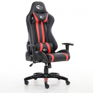 neo red high back office racing gaming chair