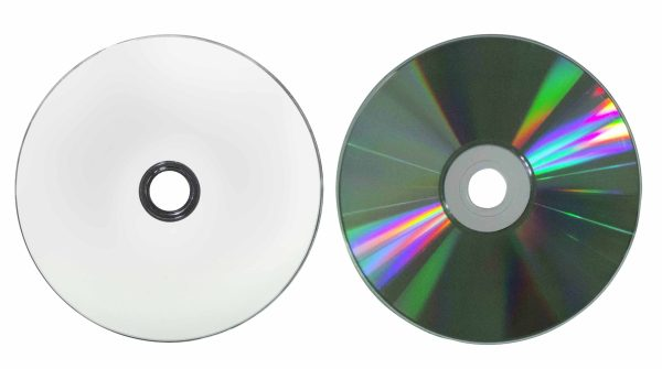 KODAK CD-R FULL SURFACE WHITE PRINTABLE 52X