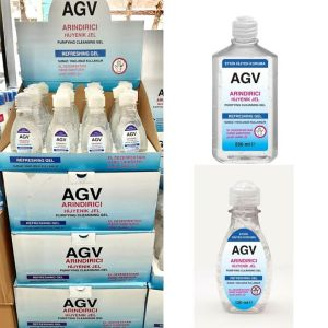 agv hand sanitizer gel 120ml