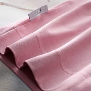 Détail du Bandeau kangourou rose poudre Néo peau à peau recommandée en puériculture pour les bébés à termes ou prématurés
