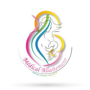 Logo Medical Allaitement