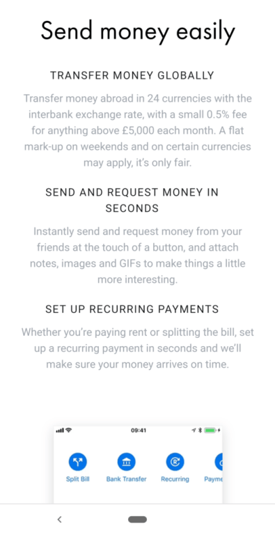 Signing up for Revolut | Neobanks.com.au