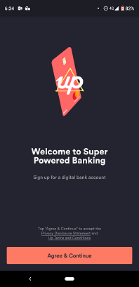 Up Bank app review | Neobanks.com.au