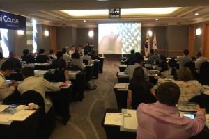 GAO International Course 授業風景。