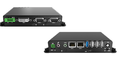 BCO-1000 front and rear