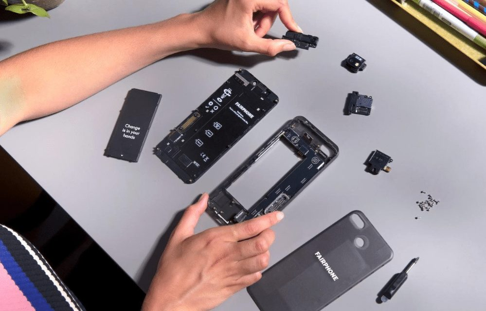 Fairphone 3 Tearcube Shift Smartphone article iFixit Neo's Blog