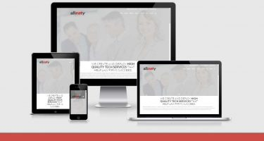 neo-design-concepts-responsive-website development for afinety