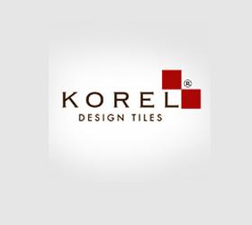 Korel Design Tiles logo