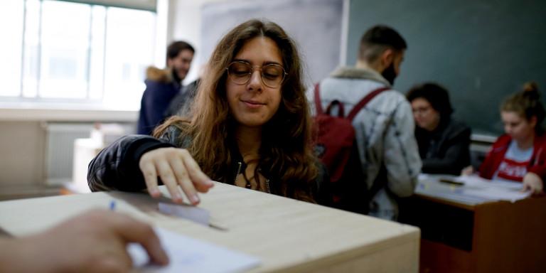 Μόλις 1% συγκέντρωσε η παράταξη του ΣΥΡΙΖΑ στις φοιτητικές εκλογές
