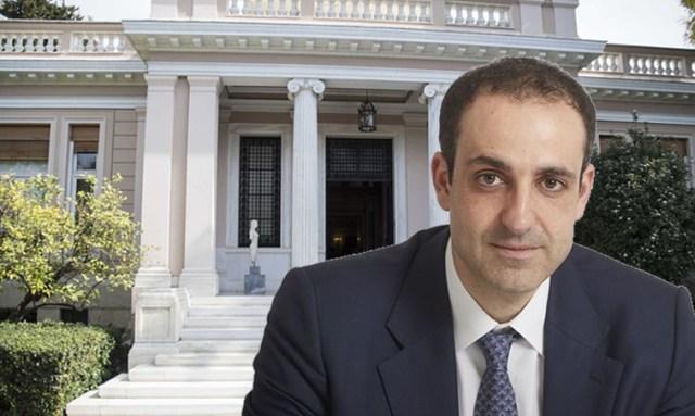 Γρηγόρης Δημητριάδης: Ποιος είναι ο 39χρονος που διευθύνει το γραφείο του Πρωθυπουργού