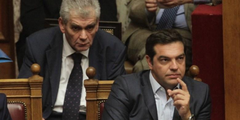 papaggelopoulos-tsipras-upothesi-novartis-dikografia-vouli-2019-09-13