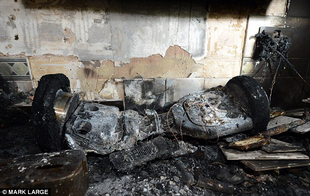 Hoverboard Fire & Safety Update