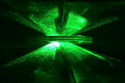 Resultado de imagen de hidrogeno metalico