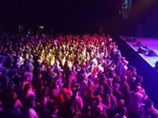 Live crowd + Eric B. & Rakim + Neo Gold Entertainment/Music Group