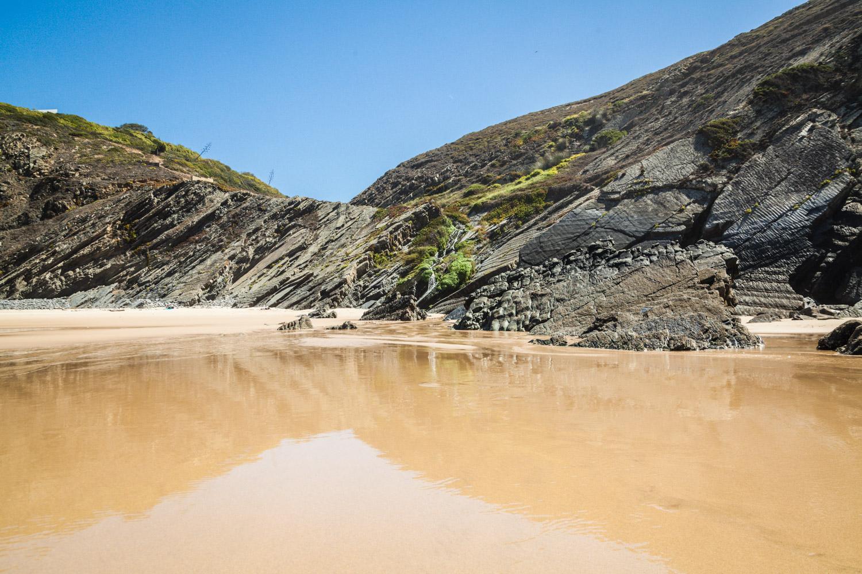 Praia da Amália. Foto: Neoheimat