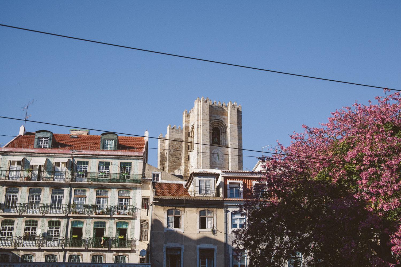 Catedral Sé Patriarcal, Lissabon. Foto: Neoheimat