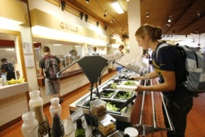 Kent State Dining Hall