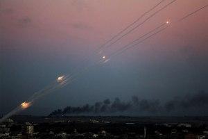 Izrael légicsapást mért gázai katonai létesítményekre