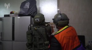 Feltérképezték a palesztin gyilkos otthonát a bontási munkálatokhoz