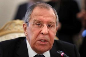 Telefonon figyelmeztette Amerikát az orosz külügyminiszter