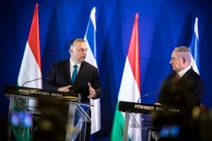 Magyarország segítségével akadályozták meg, hogy az EU elítélhesse Izraelt