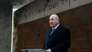 Magyar helyettes államtitkárt fogadnak a brit zsidó közösségek vezetői Londonban
