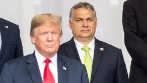 Több forró témáról is tárgyal Orbán ma Trumppal