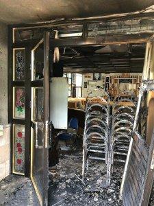 Felgyújtottak egy zsinagógát Izraelben