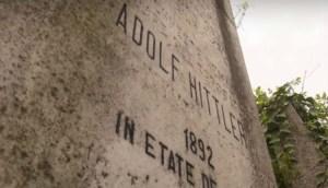 Zsidótemetőben találták meg Adolf Hittler sírját