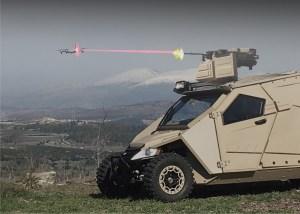 Az izraeliek inkább robotokkal háborúznának