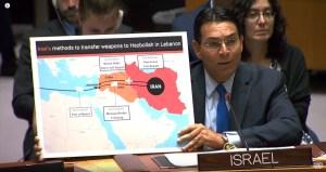 Izrael lecsapott a Hezbollah-ra