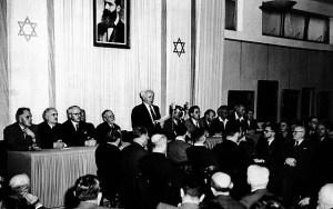 Kiderült, mit tudott Ben-Gurion Izrael Állam kikáltása előtt