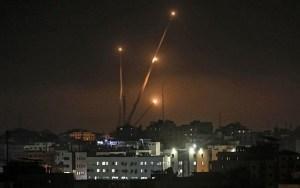 Gázai rakéták aktiválták a Vaskupolát — Izrael megtorló csapást mért