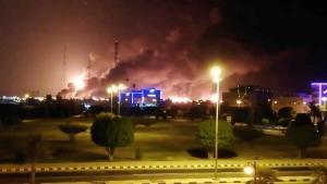 Arab koalíció: iráni eredetűek voltak a fegyverek, amelyeket a szaúdi olajlétesítmények ellen használtak