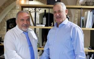Felmérés: az izraeli arabok 49%-a egy Ganz által vezetett kormányt látna szívesen