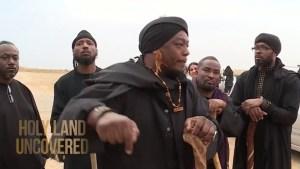 Kik azok a fekete héber izraeliták?