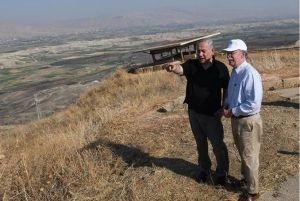A Fehér Ház ellenzi a Jordán-völgy annektálását a béketerv előtt