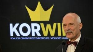 Lengyel politikus: ahogy a zsidóellenes pogromoknak, úgy a vírusnak is van pozitívuma