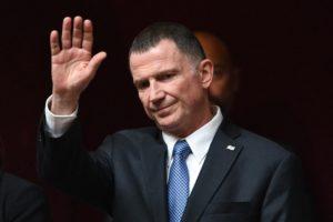 Lemondott a parlament elnöke Izraelben