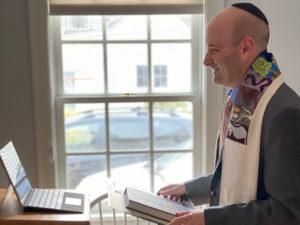 A konzervatív zsidóknál lesz online Sábesz