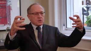 """Alan Dershowitz: """"Izraelnek szégyenkeznie kell"""""""