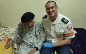 Legyőzte a koronavírust a 99 éves holokauszt-túlélő, de a férje belehalt