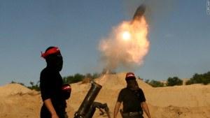 Lövöldözés volt a gázai határon